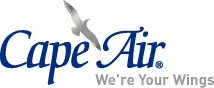 Cape Air logo.