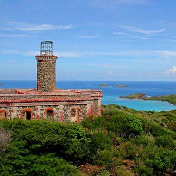 Culebrita Lighthouse
